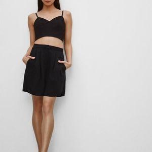Babaton | Aritzia Darci High Waisted Shorts